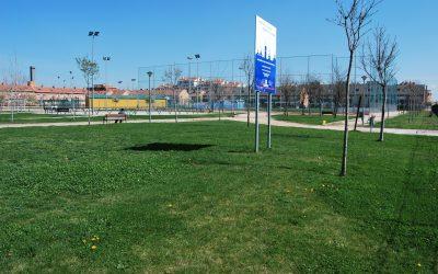 Parque Deportivo Municipal El Ensanche