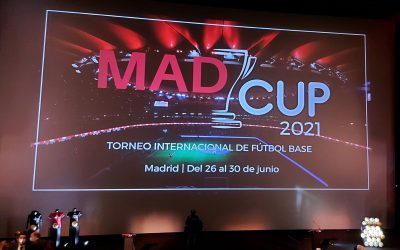 La Ciudad de Alcalá sede Oficial de la MADCUP